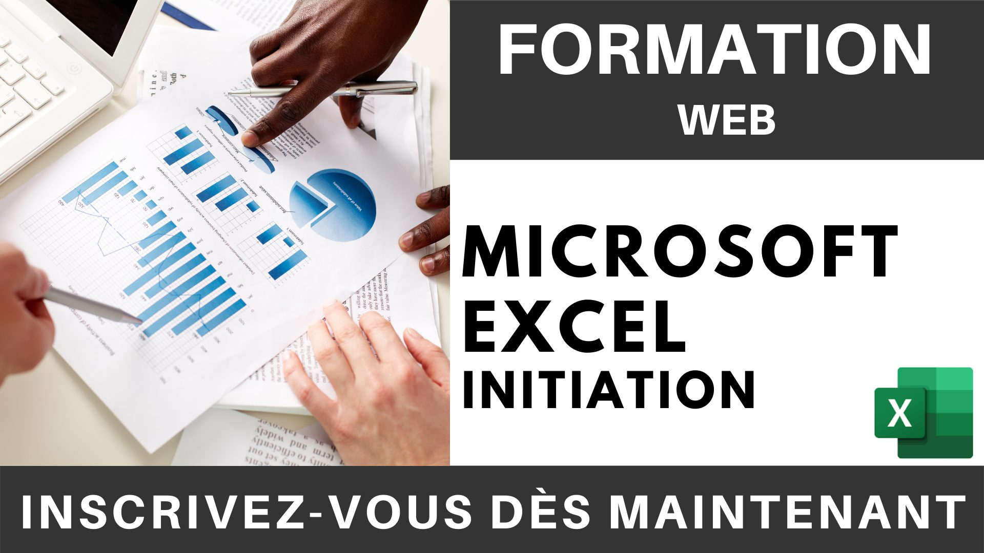 Formation LOGICIEL - Microsoft Excel Initiation