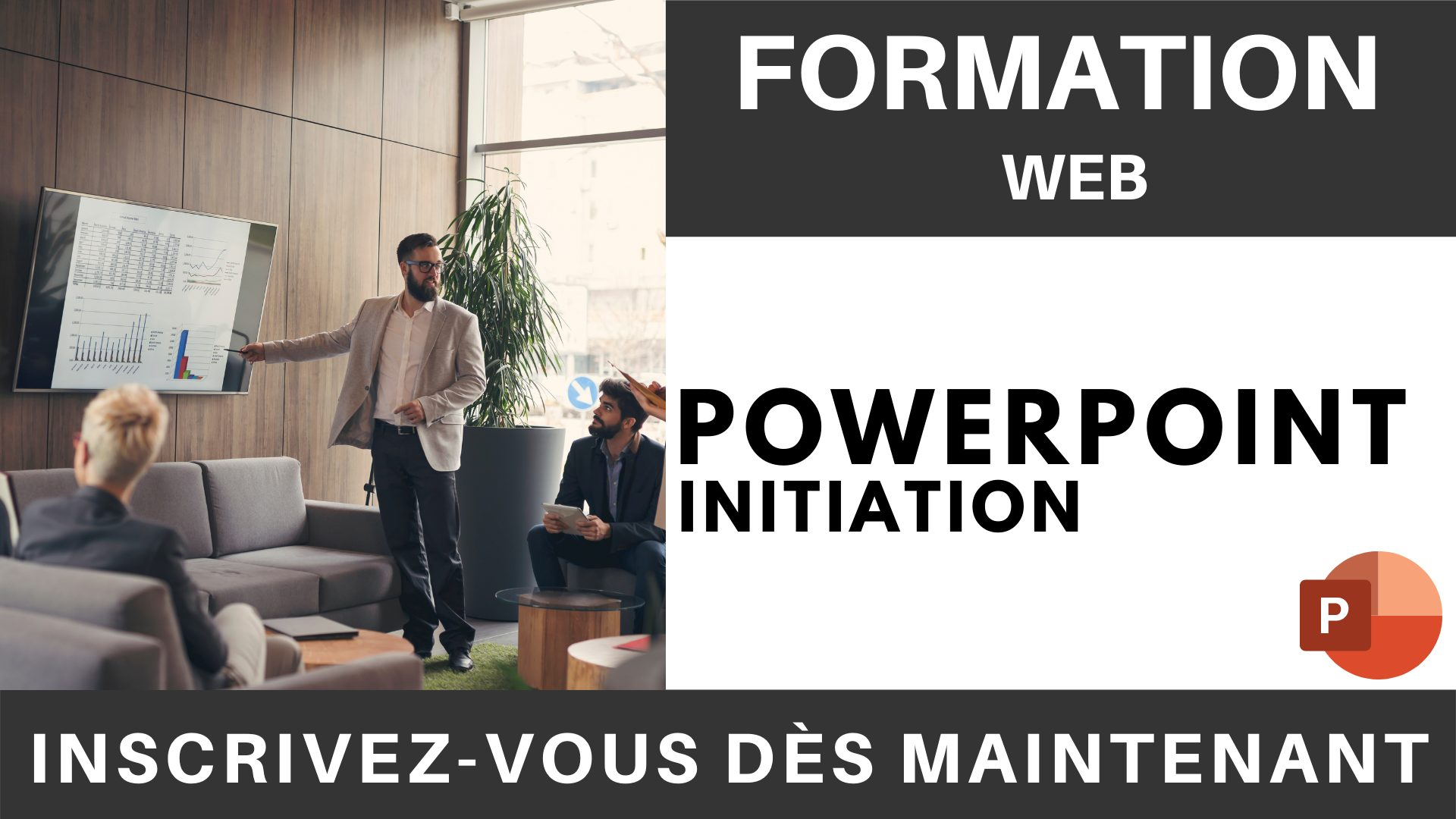 Formation Logiciel - PowerPoint Initiation