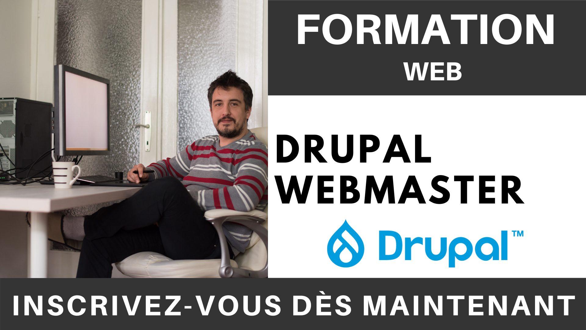 Formation WEB - Drupal Webmaster (1)