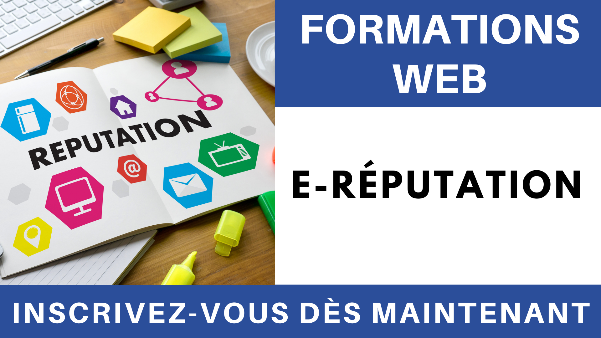 Vidéo - Formation E-reputation
