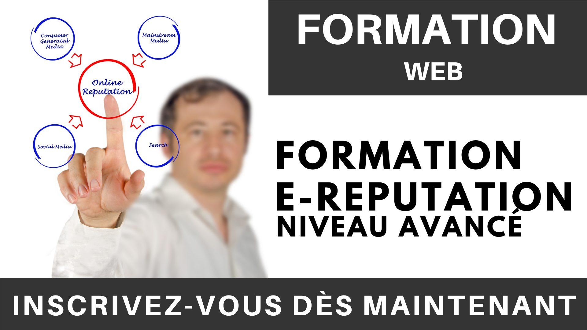 Formation WEB - Formation e-Reputation - niveau avancé (1)