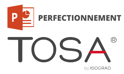 Formation Powerpoint PerfectionnementPréparation TOSA