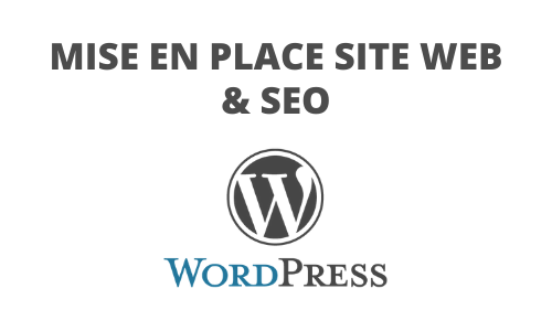 Formation mise en place Wordpress et SEO